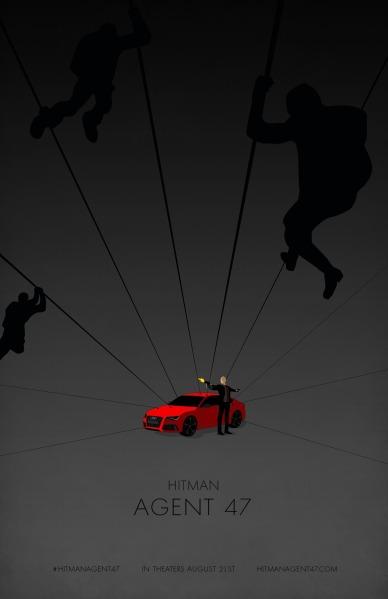 Hitman Agent 47 Alternate Poster #5