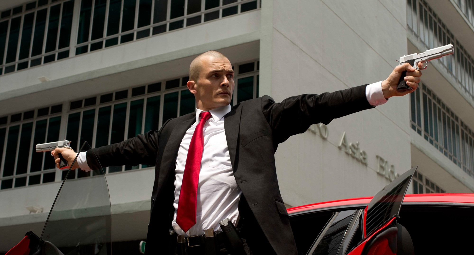 Hitman Agent 47 Alternate Posters