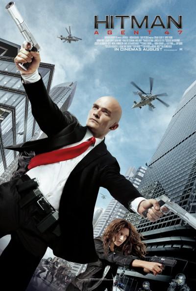 Hitman Agent 47 Poster #5