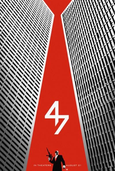 Hitman Agent 47 Poster #6