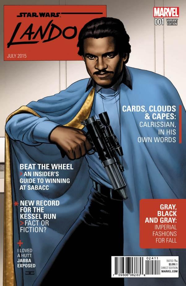 Lando #1 Cover A