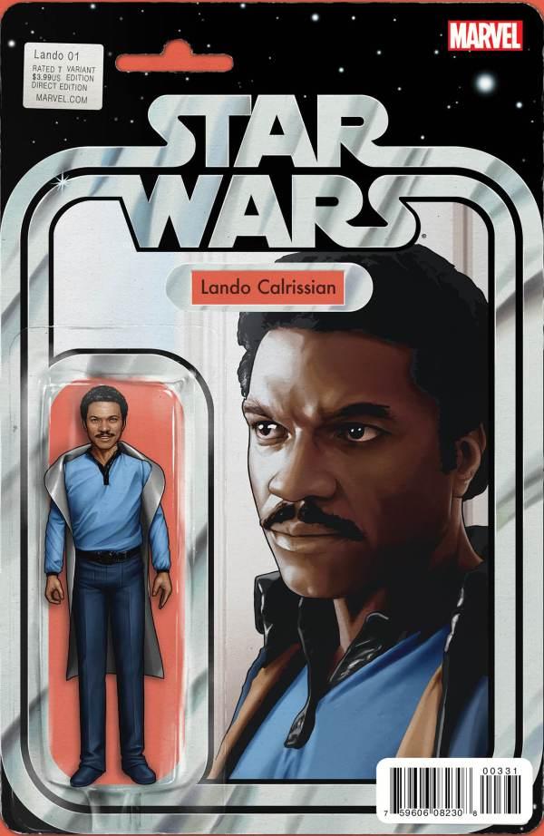 Lando #1 Cover B
