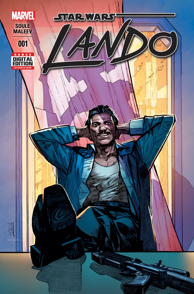 Lando #1 Cover C