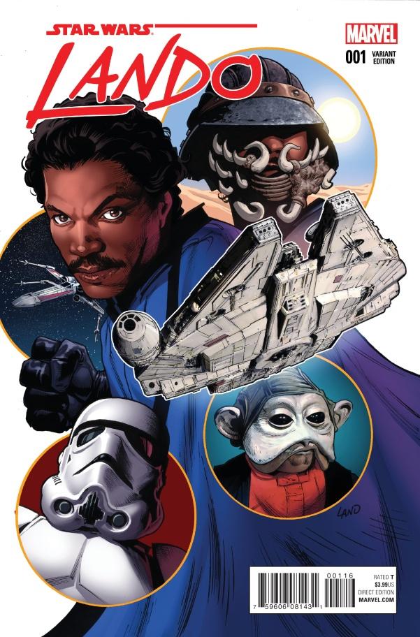 Lando #1 Cover D