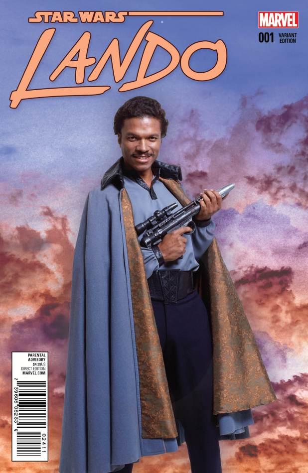 Lando #1 Cover E