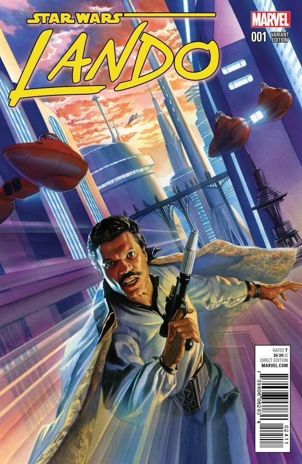 Lando #1 Cover F