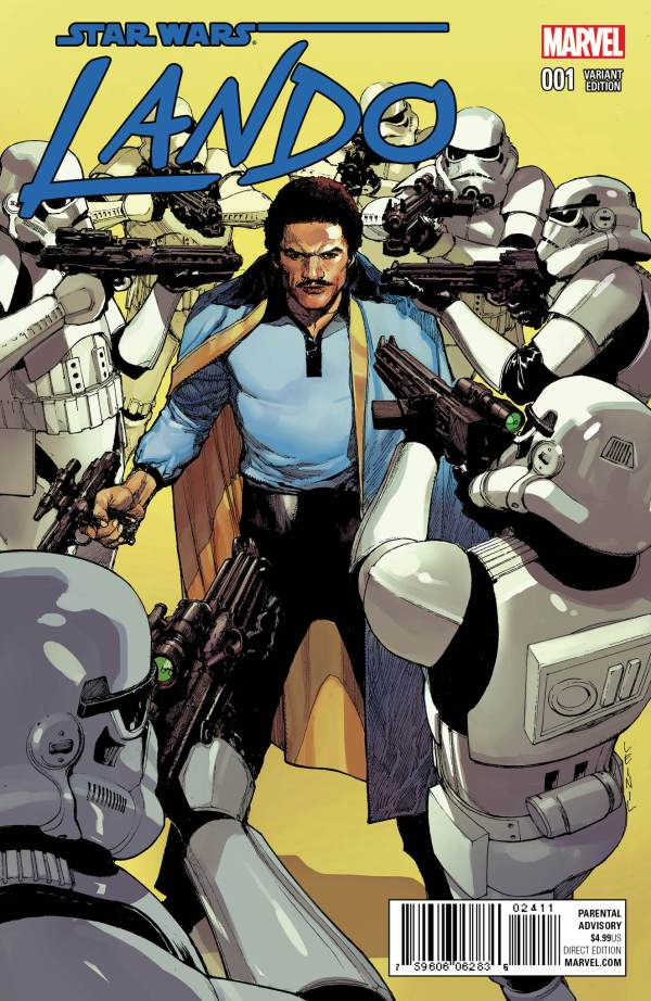Lando #1 Cover G
