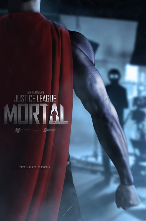 Miller's Justice League Mortal Poster #1