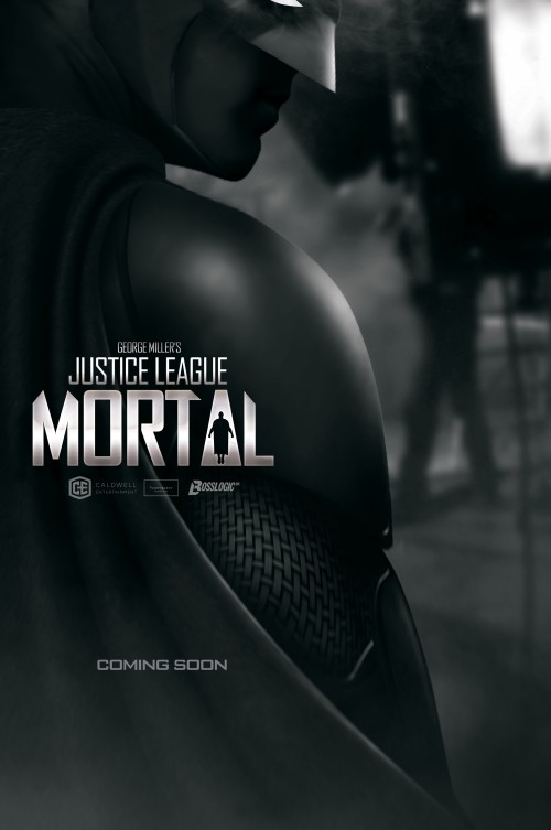 Miller's Justice League Mortal Poster #2