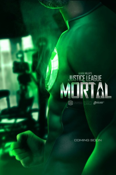 Miller's Justice League Mortal Poster #3