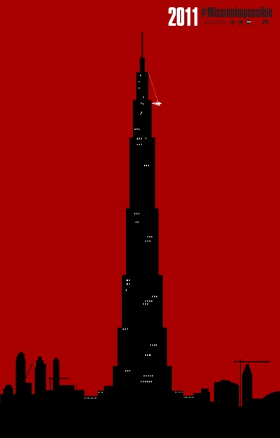 Mission Impossible Franchise Poster #4