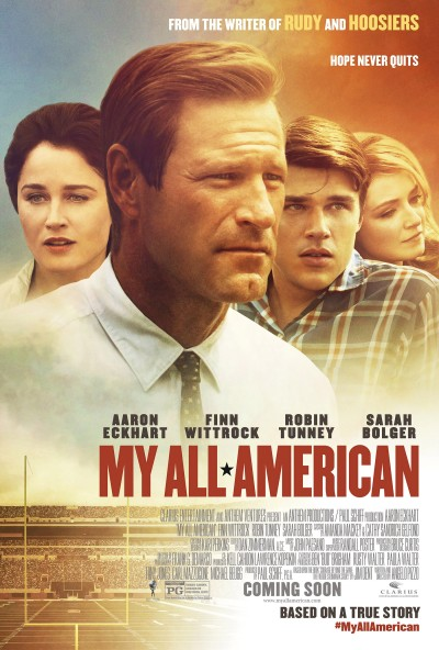 My All American Poster #1