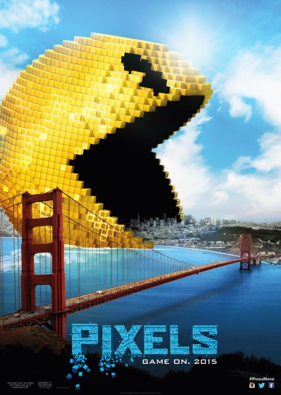 Pixels Poster #1