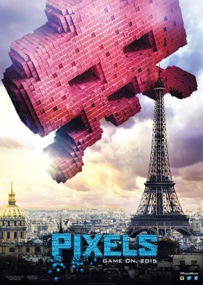 Pixels Poster #2