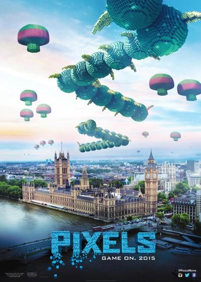 Pixels Poster #3