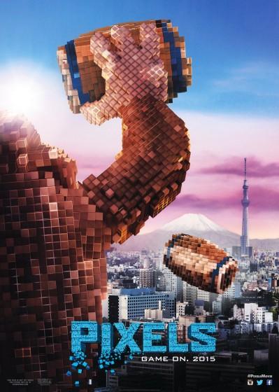 Pixels Poster #4