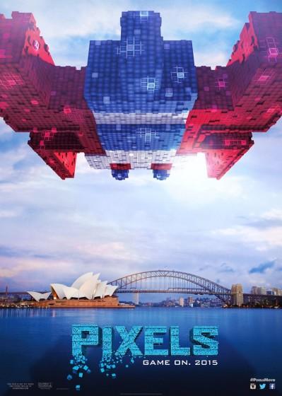 Pixels Poster #5