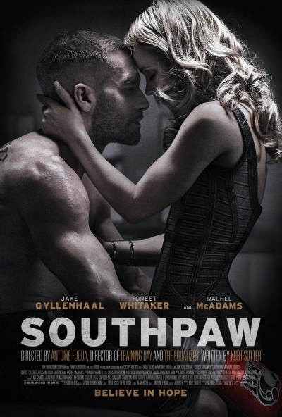 Southpaw Poster #2