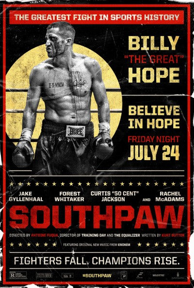 Southpaw Poster #7