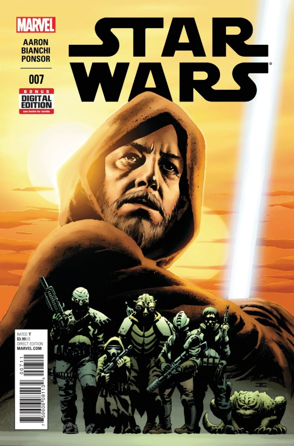 Star Wars #7 Cover A