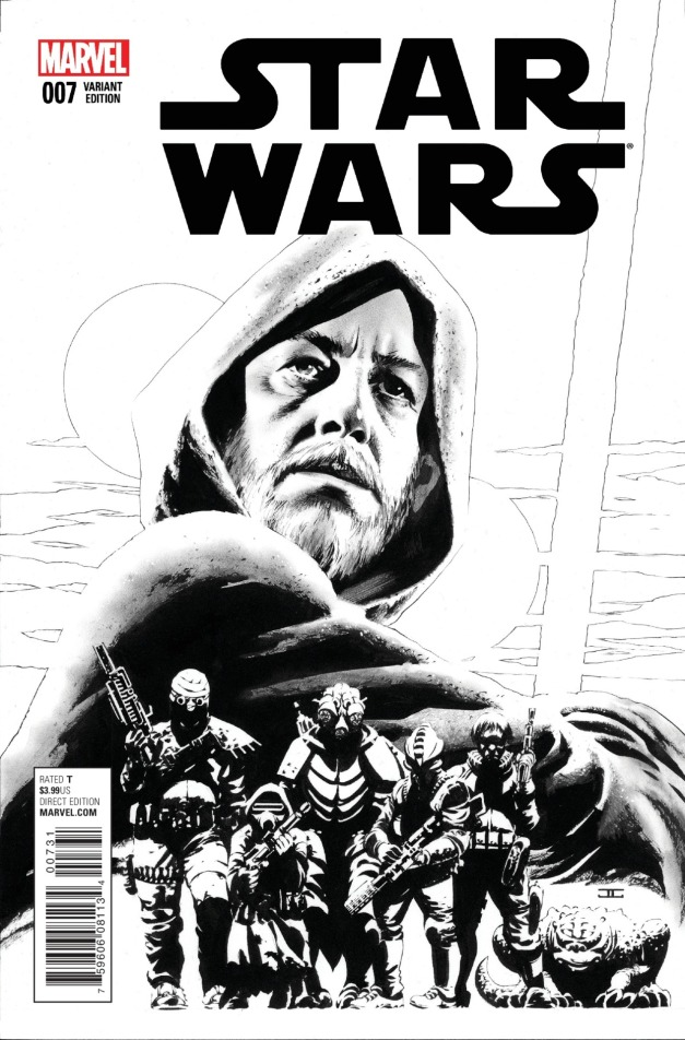Star Wars #7 Cover B