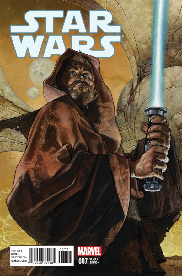 Star Wars #7 Cover C