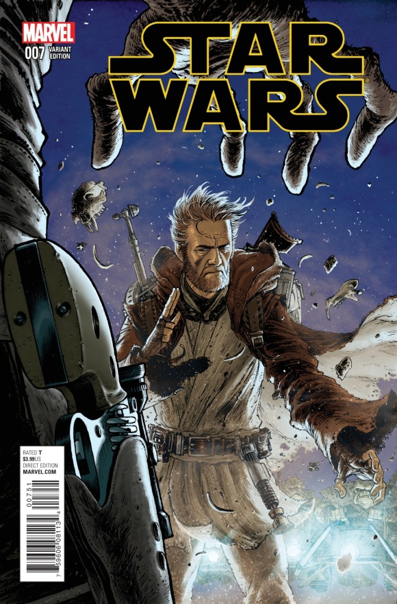 Star Wars #7 Cover D