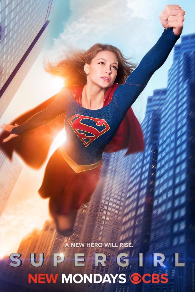 Supergirl Poster #1