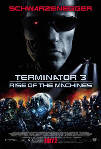 Terminator 3 Rise of the Machines Poster #1