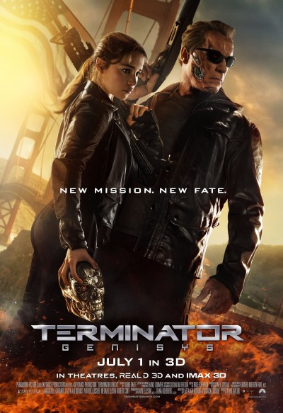 Terminator Genisys Poster #12