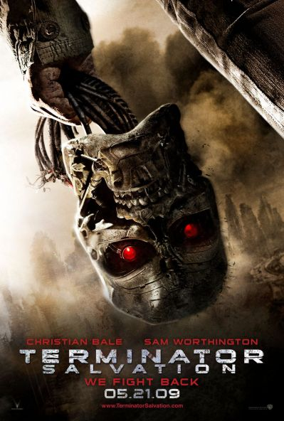 Terminator Salvation Poster #5