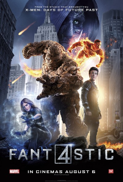 The Fantastic Four Poster #9