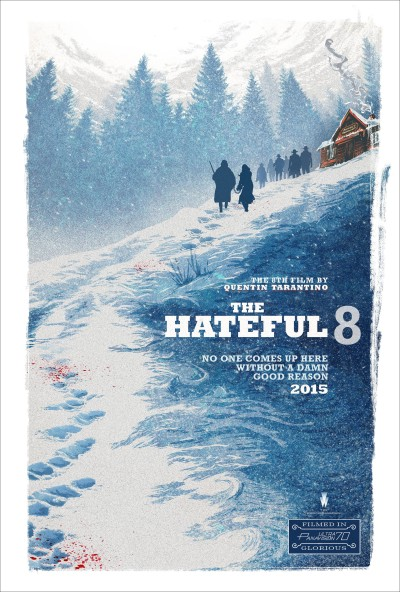 The Hateful Eight Poster #2