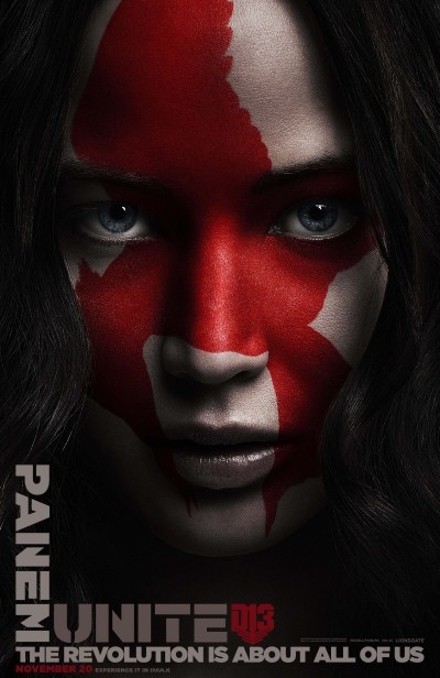 The Hunger Games Mockingjay Part 2 Poster #12