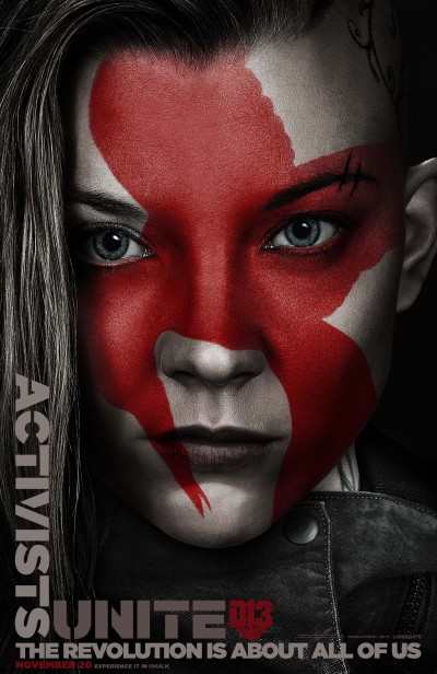 The Hunger Games Mockingjay Part 2 Poster #13