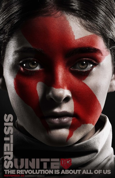 The Hunger Games Mockingjay Part 2 Poster #14