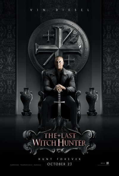 The Last Witch Hunter Poster #3