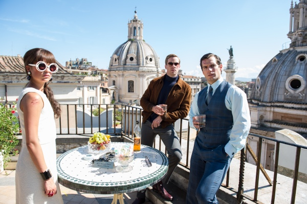 The Man from U.N.C.L.E. Image #3