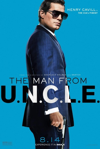 The Man from U.N.C.L.E. Poster #3