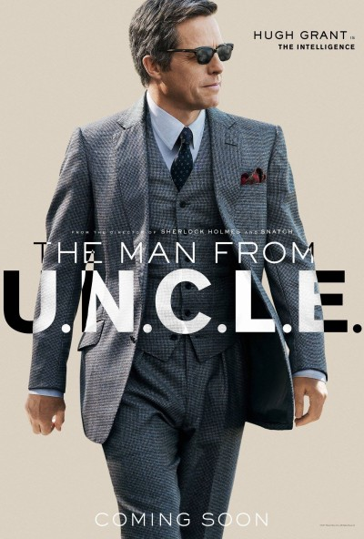The Man from U.N.C.L.E. Poster #7