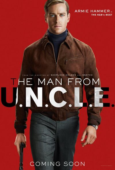 The Man from U.N.C.L.E. Poster #8
