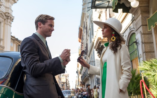 The Man from U.N.C.L.E. Still #1