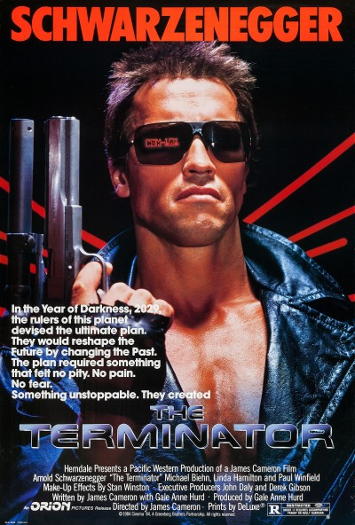 The Terminator Poster #1