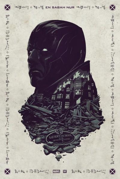 X-Men Apocalypse Poster #1