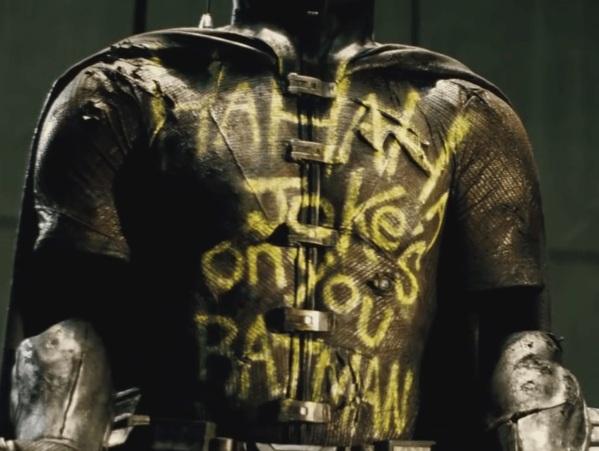 Batman v Superman Dawn Of Justice Robin Image