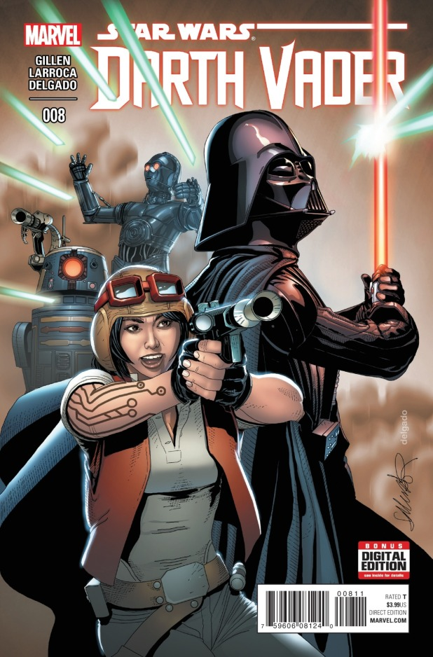 Darth Vader #8 Cover 1