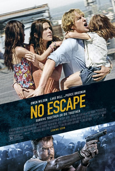 No Escape Poster #7
