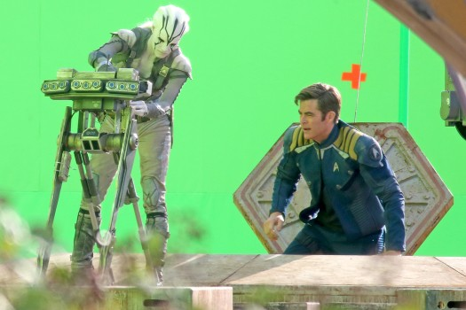 Star Trek Beyond Set Image #10