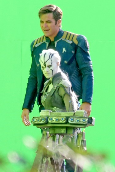 Star Trek Beyond Set Image #2