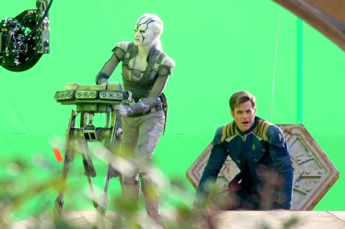 Star Trek Beyond Set Image #4